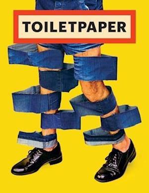 Bog, foldere Toiletpaper Magazine 14 af Maurizio Cattelan