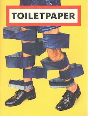 Bog, foldere Toiletpaper 14 af Maurizio Cattelan