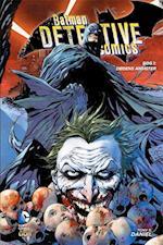 Batman - detective comics. Dødens ansigter (Batman Detective Comics bog 1)