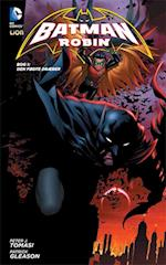 Batman og Robin. Den fødte dræber (Batman og Robin bog 1)