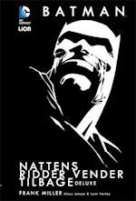 Nattens ridder vender tilbage (Batman Deluxe bog 2)