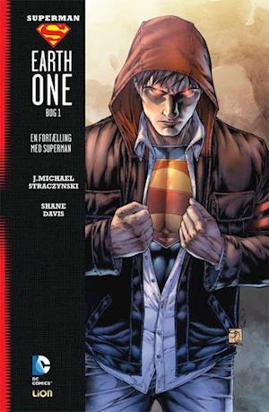 Bog, indbundet Superman earth one. En fortælling med Superman af J. Michael Straczynski