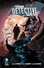 Batman - detective comics. Kejserpingvinen af John Layman