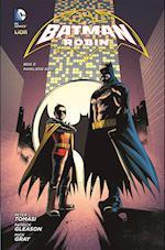 Batman og Robin- Familiens død af Patrick Gleason