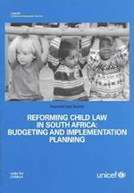 Reforming Child Law in South Africa
