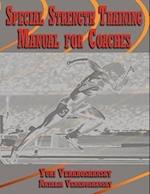 Special Strength Training: Manual for Coaches