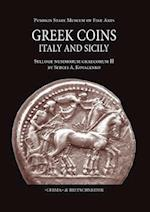 Greek Coins of Italy and Sicily (Sylloge Nummorum Graecorum)