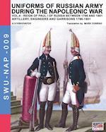 Uniforms of Russian Army During the Napoleonic War Vol.4 af Luca Stefano Cristini, Mark Conrad, Aleksandr Vasilevich Viskovatov