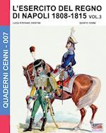L'Esercito del Regno Di Napoli 1808-1815 Vol. 3 af Luca Stefano Cristini