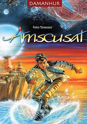 Bog, hæftet AMSCUSAT - english af Oberto Airaudi Falco Tarassaco