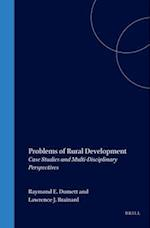 International Studies in Sociology and Social Anthropology, Problems of Rural Development