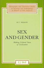 Sex and Gender af H. T. Wilson