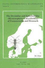The Dryinidae and Embolemidae (Hymenoptera (Fauna Entomologica Scandinavica, nr. 30)