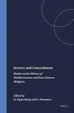 Secrecy and Concealment (Numen Books Studies in the History of Religions, nr. 65)