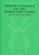 World Catalogue of the Spider Mite Family