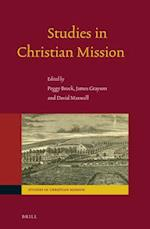 The Jewish Bishop and the Chinese Bible (STUDIES IN CHRISTIAN MISSION)