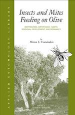 Insects and Mites Feeding on Olive (Applied Entomology Library, nr. 1)