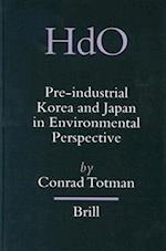 Pre-Industrial Korea and Japan in Environmental Perspective