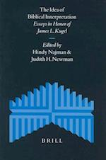 The Idea of Biblical Interpretation