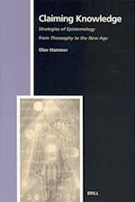 Claiming Knowledge (Numen Books Studies in the History of Religions, nr. 90)
