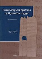 Chronological Systems of Byzantine Egypt