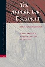 The Aramaic Levi Document (STUDIA IN VETERIS TESTAMENTI PSEUDEPIGRAPHA, nr. 19)