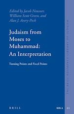 Judaism from Moses to Muhammad (Brill Reference Library of Judaism)