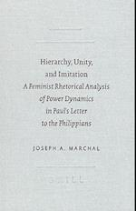 Hierarchy, Unity, and Imitation af Joseph A. Marchal