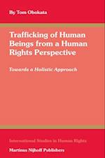 Trafficking of Human Beings from a Human Rights Perspective af Tom Obokata