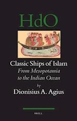 Classic Ships of Islam af Dionisius A. Agius