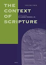 The Context of Scripture, Volume 4 Supplements