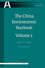 The China Environment Yearbook, Volume 2 (The Chinese Academy of Social Sciences Yearbooks: Environment, nr. 2)