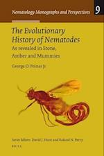 The Evolutionary History of Nematodes (Nematology Monographs And Perspectives)