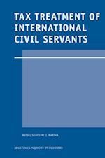 Tax Treatment of International Civil Servants (Legal Aspects of International Organization, nr. 52)