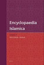 Encyclopaedia Islamica Volume 2 (Encyclopaedia Islamica, nr. 2)