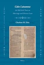 Cain Lanamna (Medieval Law and Its Practice, nr. 5)