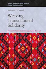 Weaving Transnational Solidarity (Studies in Critical Social Sciences Brill Academic, nr. 24)