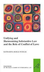 Unifying and Harmonising Substantive Law and the Role of Conflict of Laws (Pocket Books of the Hague Academy of International LawLes)