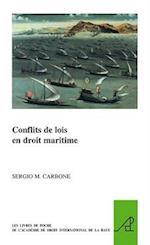 Conflits de Lois En Droit Maritime (Pocket Books of the Hague Academy of International LawLes)
