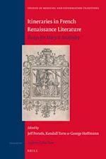 Itineraries in French Renaissance Literature (STUDIES IN MEDIEVAL AND REFORMATION TRADITIONS)