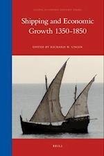 Shipping and Economic Growth 1350-1850 (Global Economic History)