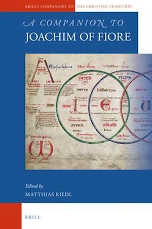 Bog, hardback A Companion to Joachim of Fiore af Matthias Riedl