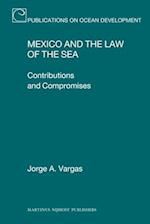 Mexico and the Law of the Sea (Publications On Ocean Development)