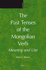 The Past Tenses of the Mongolian Verb (Empirical Approaches to Linguistic Theory, nr. 1)