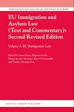 Eu Immigration and Asylum Law (Text and Commentary) (Immigration and Asylum Law and Policy in Europe, nr. 28)