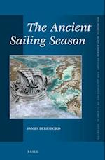 The Ancient Sailing Season af James Beresford