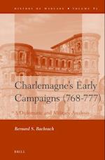 Charlemagne's Early Campaigns (768-777) af Bernard S Bachrach