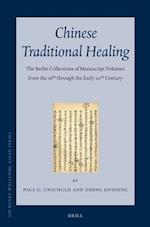 Chinese Traditional Healing Set af Paul U. Unschuld, Jinsheng Zheng