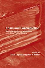 Crisis and Contradiction (Historical Materialism)