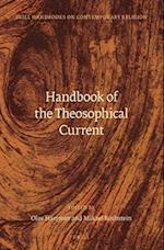 Handbook of the Theosophical Current (Brill Handbooks on Contemporary Religion)